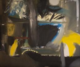 Pintura de Fernando Peiró Coronado realizada en 1970, óleo sobre lienzo. Medidas 37x45.