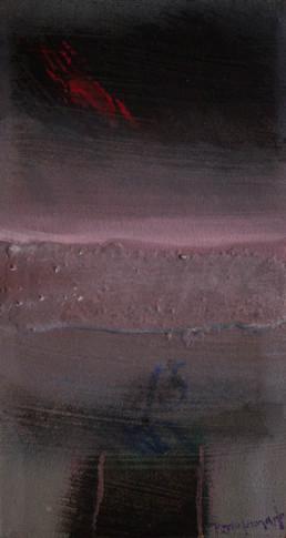 'Recuerdos de la madre que se fue' obra de Fernando Peiró Coronado. Obra en recuerdo de su madre realizada en 1996, una año después de su muerte.